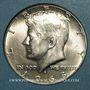 Monnaies Etats Unis. 1/2 dollar 1968D. Denver. Kennedy