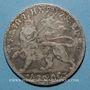 Monnaies Ethiopie. Ménélik II (1889-1913). 1 birr 1892 de l'ère éthiopienne (=1899)