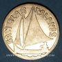 Monnaies Iles San Blas. Monnayage privés. Siabibi (1977)
