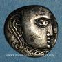 Monnaies Inde. Empire Gupta. Skandagupta  (455-480). Drachme