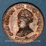 Monnaies Inde. Jivaji Rao (1985-2005VS = 1925-1948). 1/4 anna 1986VS (= 1929)