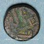Monnaies Inde. Nagas de Narvar. Ganapati Naga (335-340). Kakini