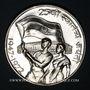 Monnaies Inde. République. 10 roupies 1972 (B) Mumbai