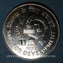 Monnaies Inde. République. 50 roupies 1977 (B) Mumbai