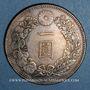 Monnaies Japon. Mutsuhito (Meiji Tenno) (1867-1912). 1 yen an 27  (= 1894)