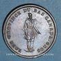 Monnaies Lower Canada  (Bas-Canada = Québec). Banque du Peuple. 2 sous (= 1 penny) 1837
