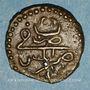 Monnaies Lybie. Ottomans. Mahmoud II (1223-1255H). 1 para 1223H / an 26. Tarabalus