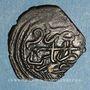 Monnaies Lybie. Ottomans. Mahmud II (1223-1255H). 5 para bronze (1223H)/ an 12 (?), Tripoli