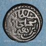 Monnaies Lybie. Ottomans. Mehmet IV (1058-1099H). Mangir bronze (10)78H. Tarabalus