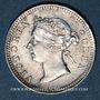 Monnaies Malaisie. Etablissements des détroits (Straits Settlements). Victoria (1837-1901). 5 cents 1900