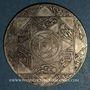 Monnaies Maroc. Abdul Aziz (1311-1326H). 2 1/2 dirhams 1318H. Paris