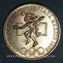 Monnaies Mexique. 2e République. 25 pesos 1968. J.O.