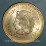 Monnaies Mexique. 2e République. 5 pesos 1948