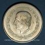 Monnaies Mexique. 2e République. 5 pesos 1951