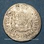 Monnaies Mexique. Charles III (1759-1788). 1/2 real 1770M