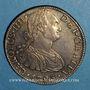 Monnaies Mexique. Charles IV (1788-1808). 8 reales 1793 FM. Mexico