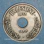 Monnaies Palestine. Administration britannique. 10 mils 1933