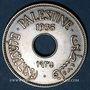 Monnaies Palestine, administration britannique, 10 mils 1935