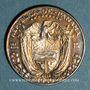 Monnaies Panama. République. 1/4 balboa 1930