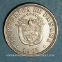 Monnaies Panama. République. 2 1/2 centesimos 1907