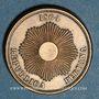 Monnaies Pérou. République. 2 centavos 1864