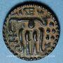 Monnaies Sri Lanka. Sahasa Malla (1200-1202). Kahavanu