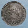 Monnaies Tunisie. Abdoul Mejid (1255-1277H = 1839-1861). 3 nasri 1263H