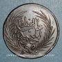 Monnaies Tunisie. Abdoul Mejid (1255-1277H = 1839-1861). 3 nasri 1265H