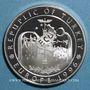 Monnaies Turquie. 750.000 lira 1996. (PTL 925/1000. 31,47 g)