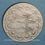 Monnaies Turquie. Mehmet V (1327-1336H = 1909-1918). 10 qurush 1327H, an 5