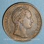 Monnaies Vénézuela. République. 1 centavo 1862