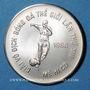 Monnaies Vietnam. République Socialiste (1976- ). 100 dong 1986