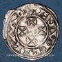Monnaies Aquitaine. Guillaume IX (1086-1126) et Guillaume X (1126-1137). Denier