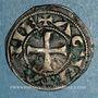 Monnaies Aquitaine. Richard Coeur de Lion (1169-1196). Denier, 1er type