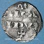 Monnaies Aquitaine. Richard Coeur de Lion (1169-1196). Denier