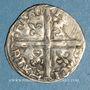 Monnaies Aquitaine. Richard II (1377-1390). Hardi