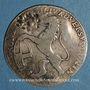 Monnaies Ardennes. Duché de Bouillon. Godefroy-Maurice de la Tour d'Auvergne. Escalin 1681