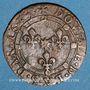 Monnaies Ardennes. Principauté d'Arches & Charleville. Charles I de Gonzague (1601-37). Double tournois 1635