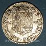 Monnaies Ardennes. Principauté d'Arches & Charleville. Charles II de Gonzague (1637-59). 6 blancs ou 1/8 écu