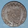 Monnaies Ardennes. Principauté de Sedan. Henri de la Tour d'Auvergne (1594-1623). Double liard 1613. Raucourt