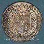 Monnaies Ardennes. Principauté de Sedan. Henri de la Tour d'Auvergne (1594-1623). Ecu de 30 sous 1613. Sedan