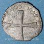 Monnaies Auvergne. Evêché du Puy. Obole (XIIe - XIIIe siècle)