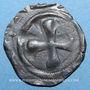 Monnaies Auvergne. Evêché du Puy (XIIe - XIIIe siècle). Denier