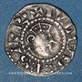 Monnaies Berry. Comté de Sancerre. Etienne I (1152-1191). Denier