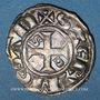 Monnaies Berry. Comté de Sancerre. Monnayage anonyme (vers 1170-1175). Denier