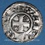 Monnaies Berry. Comté de Sancerre. Monnayage anonyme (vers 1190-1230). Denier