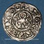 Monnaies Berry. Seigneurie de Déols. Eudes l'Ancien (1012-1044). Denier