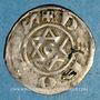 Monnaies Berry. Seigneurie de Déols. Raoul VI (1160-1176). Denier