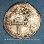 Monnaies Bretagne. Jean IV  (1345-1399). Double denier. Rennes