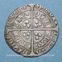 Monnaies Calaisis. Henri VI, 1er règne (1422-1461). Gros. Calais (1430-1431)